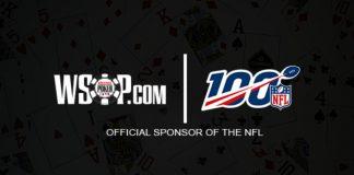 WSOP.com Named Official Sponsor of the NFL