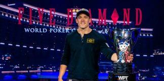 Alex Foxen wins WPT Five Diamond