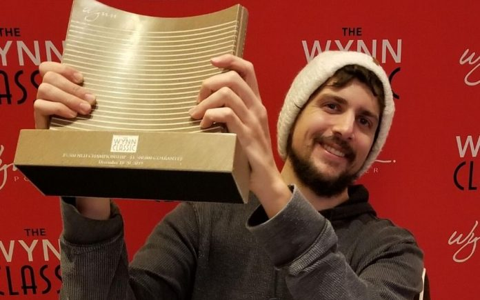 Michael Rocco wins 2019 Wynn Poker Winter Classic