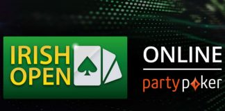 2020 Irish Poker Open to be played online at partypoker