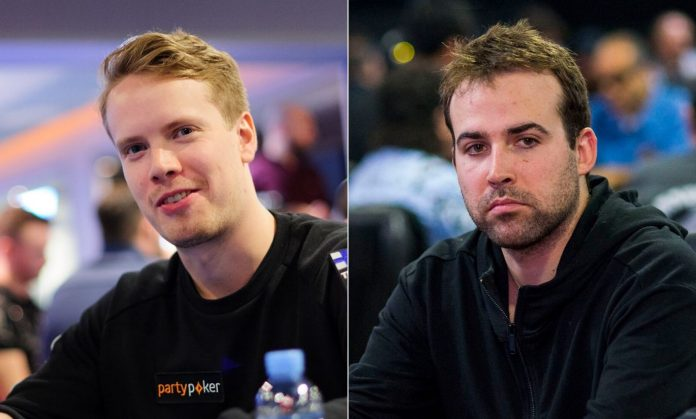 Joni Jouhkimainen and Pascal Lefrancois