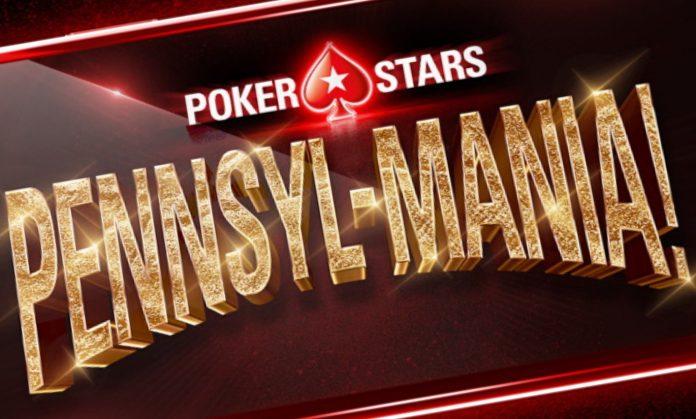 PokerStars PA Pennsyl-MANIA