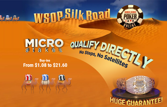 Go From Micro-Stakes To Bracelet Winner On GGPoker's WSOP Silk Road