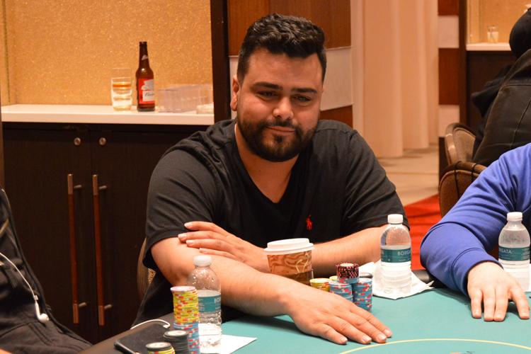 USA SUNDAY MAJORS: Angel 'chromeking' Lopez Takes Down WSOP $100K