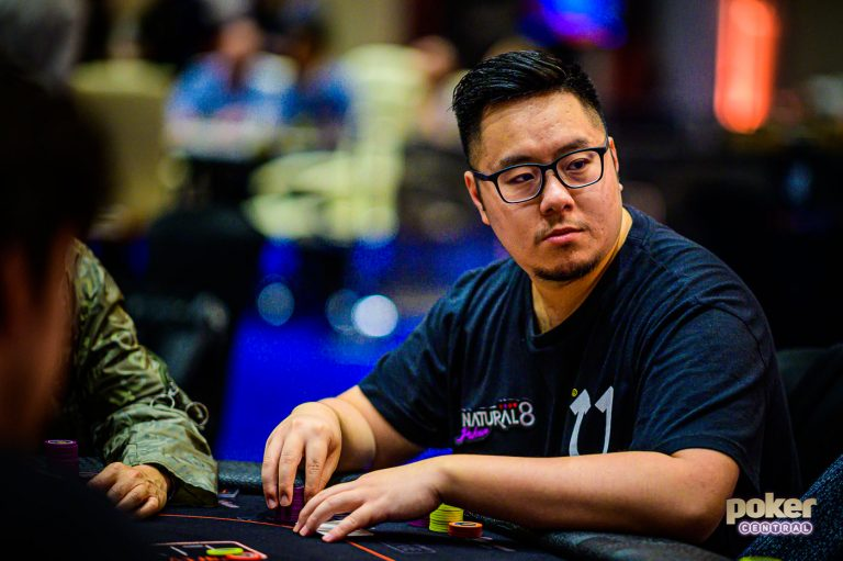 Danny Tang: Eating, Sleeping, And Playing the WSOP on Natural8