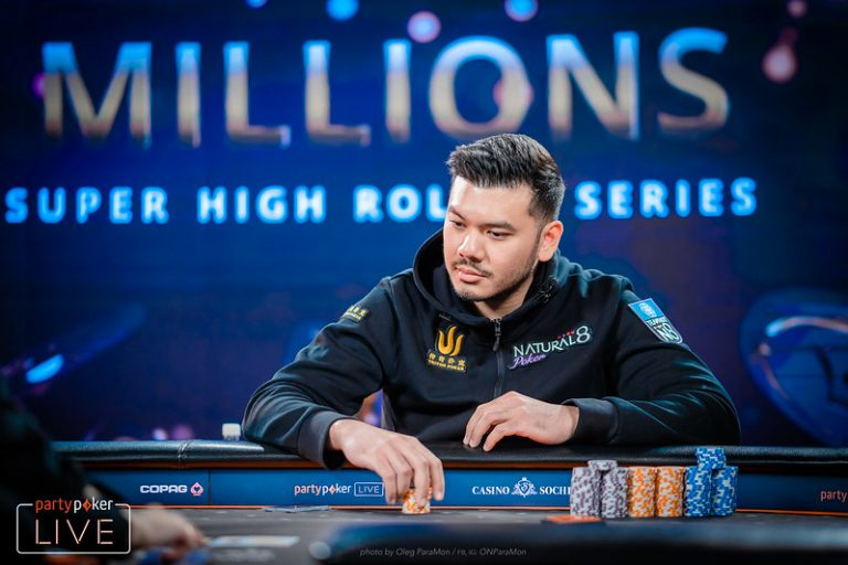 Michael Soyza: Taking It Easy During The WSOP