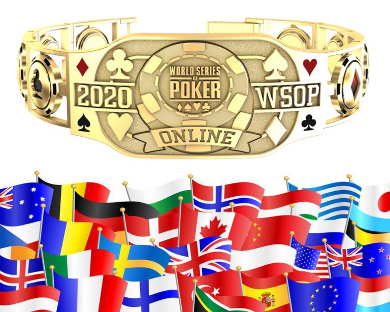 2020 WSOP: Nations That Could Thrive in Online Bracelet Chase