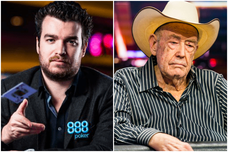 Chris Moorman Called On Doyle Brunson When Times Were Tough
