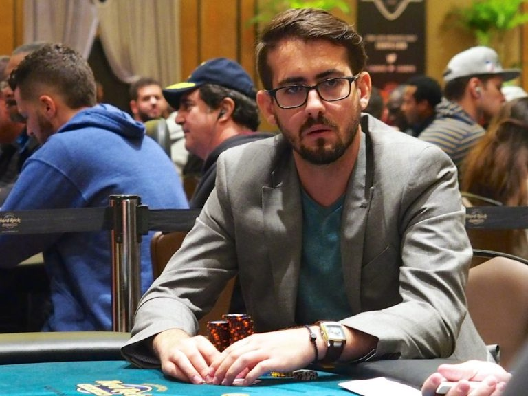 WSOP: Bradley Ruben Makes Second PLO Final Table, Gets Bracelet #1