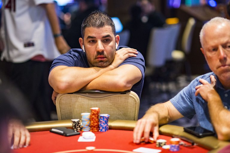 WSOP: Frank Crivello Wins $800 PLO Double Stack