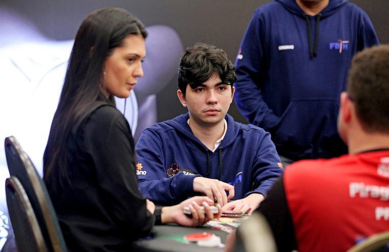 WSOP: Brazilian Leonardo Mattos wins $2,500 Double Stack for $399K