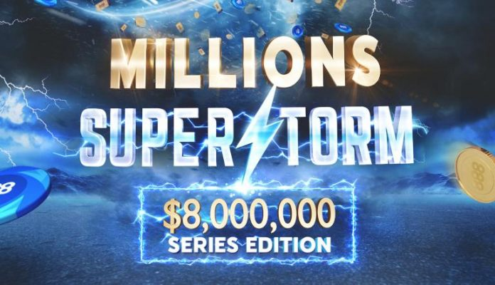 Nearly $400K On The Line In Sunday's 888poker Millions Superstorm