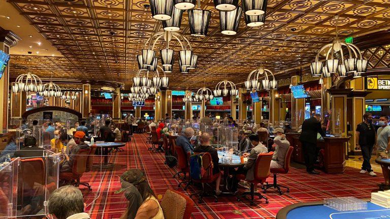 Players, Staff Provide Snapshot of New Normal for Vegas Poker Scene