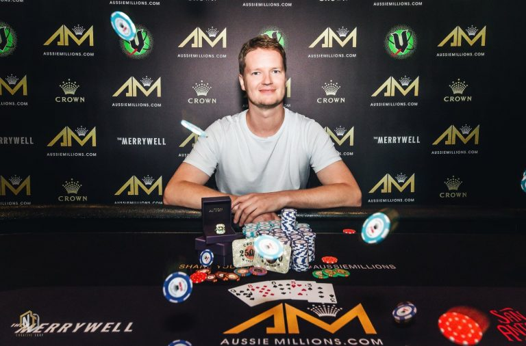 Jussi Nevanlinna Wins Second 2020 WCOOP Title, Fifth Overall