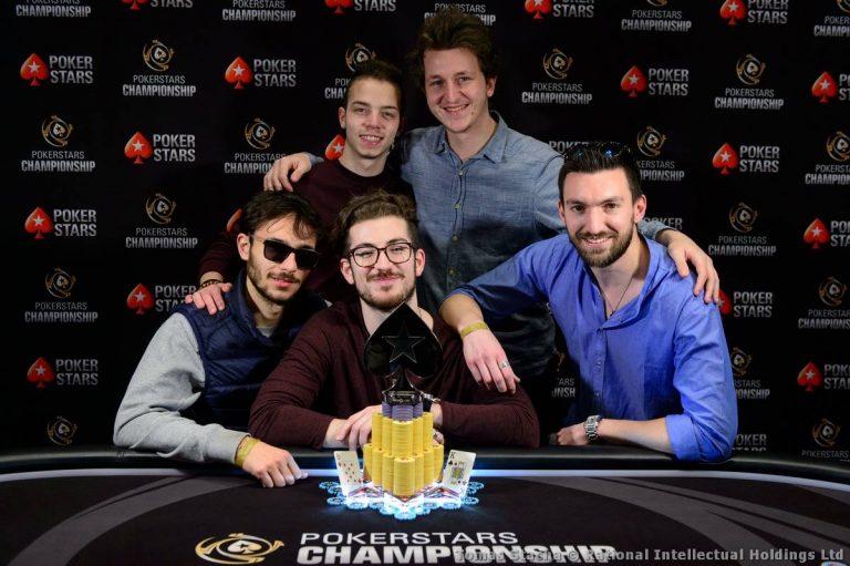 WSOP: Nicolo Molinelli Ships Spin the Wheel Event for $243K
