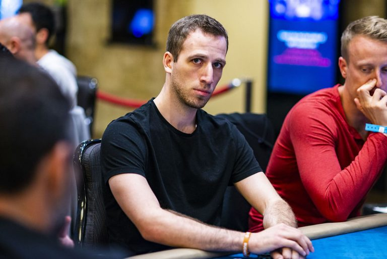 Benny Glaser Wins Third WCOOP Title with $2,100 HORSE Victory