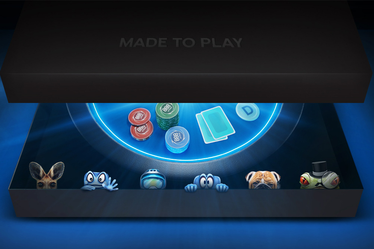 """888poker Introduces New """"Made To Play"""" Poker Platform"""