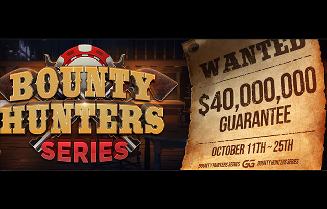 GGPoker Goes For The Knockout With $40M Bounty Hunter Series