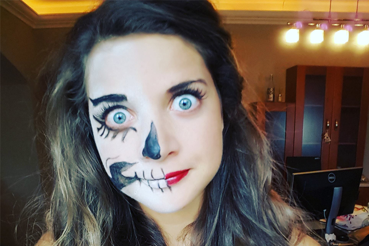 Getting Ghoulish With The 888poker Ambassadors