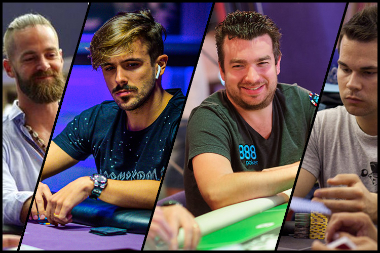 Former #1s Continue to Fight for Online Poker's Top Spot