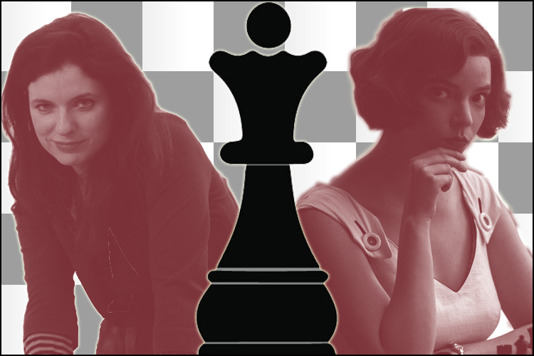 Jennifer Shahade Sees Poker Side Of Chess in The Queen's Gambit