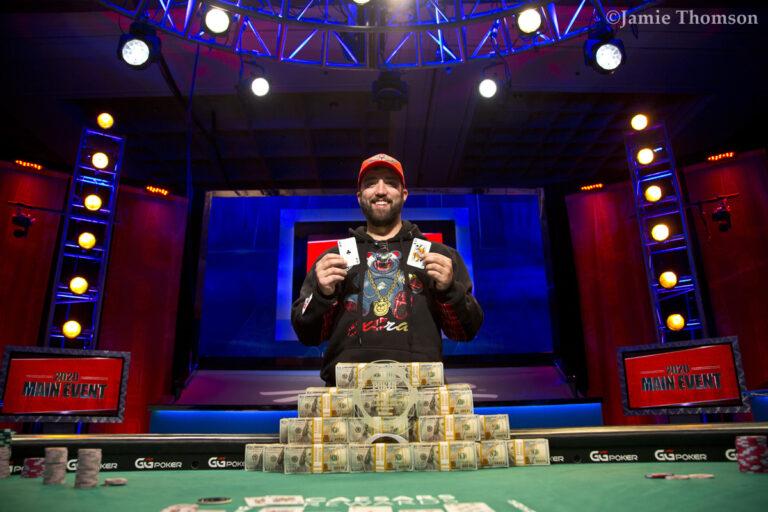 Joseph Hebert Wins WSOP Main Event US Final Table, Awaits Salas