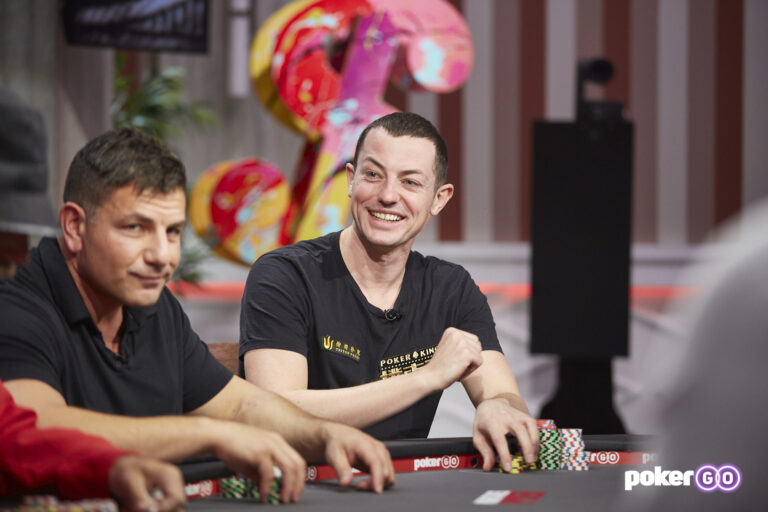 Chemistry Lessons: Building the Perfect High Stakes Poker Cast