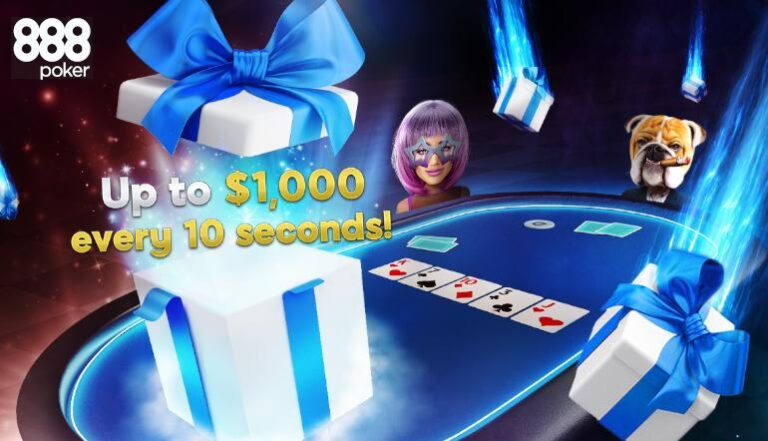 Boost Your Bankroll with 888poker Made To Go Turbo Gift Drops