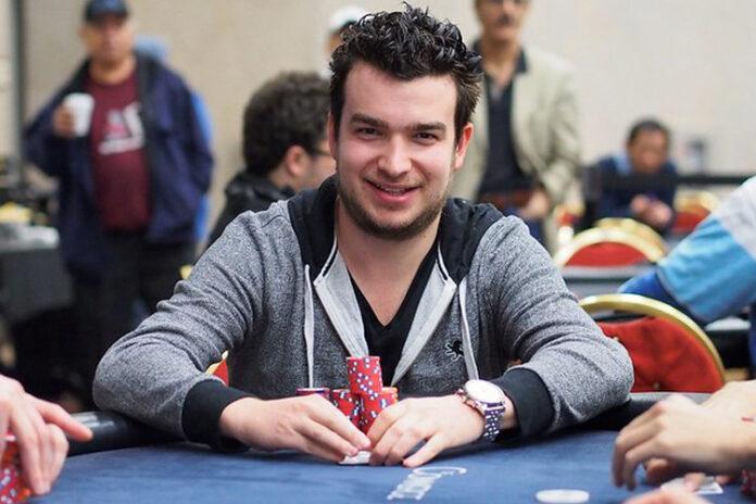 Chris Moorman 888poker