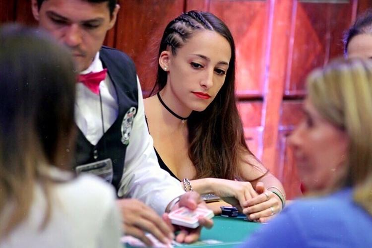 Argentina's Pamela 'Pamsi' Balzano Thrives on Creativity in Poker