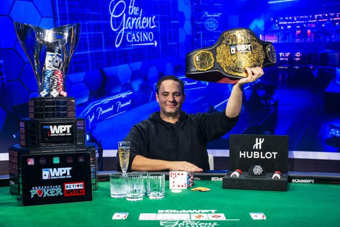markus gonsalves wpt gardens poker championship