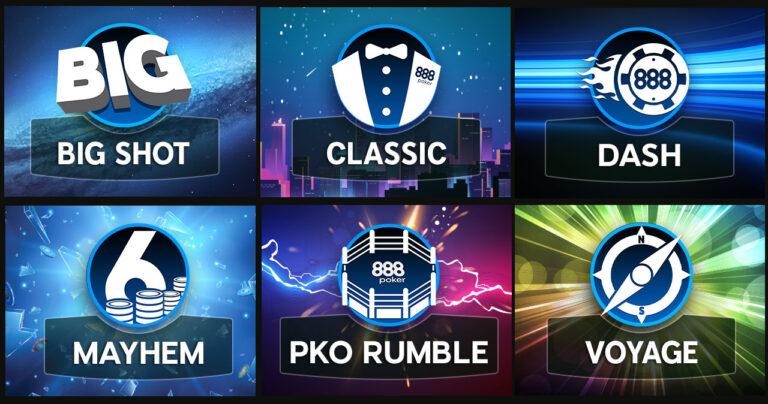 Ambassadors, Players Help Drive 888poker MTT Changes