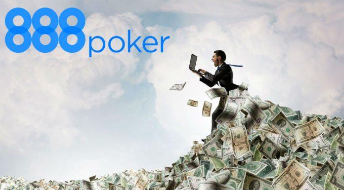 'KeyzerSozePT' Three-Peats, Tops March 888poker Earnings List