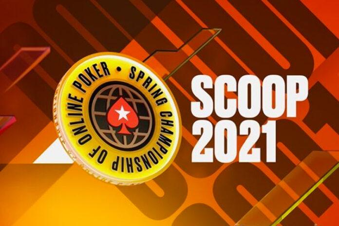 PokerStars SCOOP 2021 Stats
