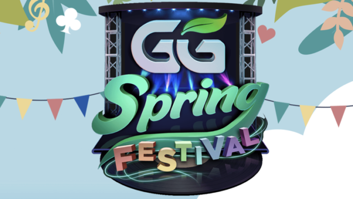 ggpoker spring festival number