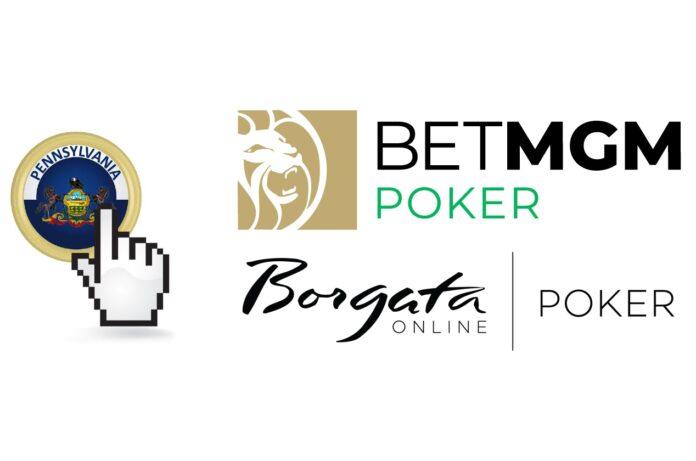 pennsylvania betmgm poker borgata launch