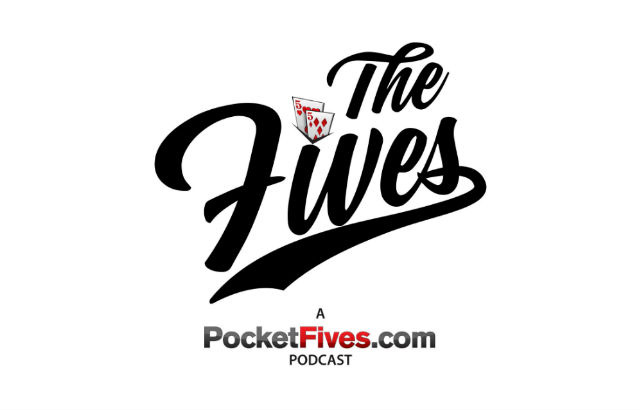 The FIVES Poker Podcast: SCOOP, GGSF and FREE Sour Patch Kids?