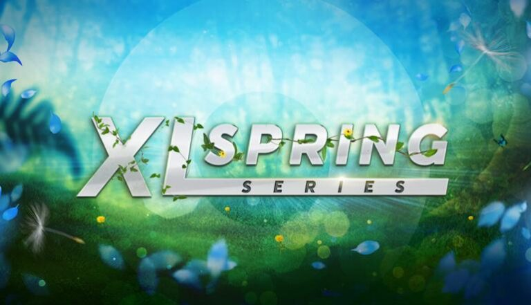 888poker XL Spring Series 2021 Features 25 Events, $1M Guaranteed