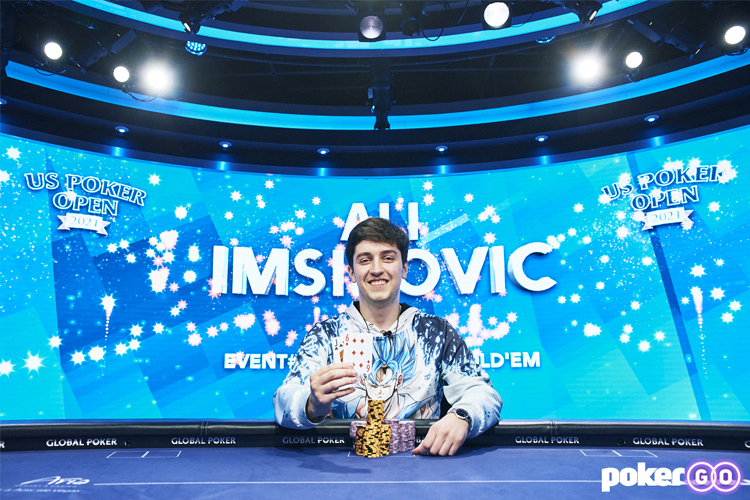Ali Imsirovic Takes USPO 2021 Overall Lead With Event #9 Victory