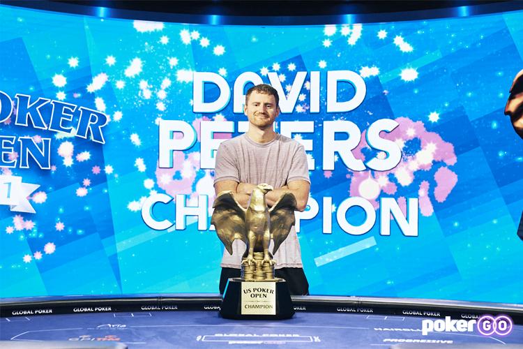 David Peters USPO Champion