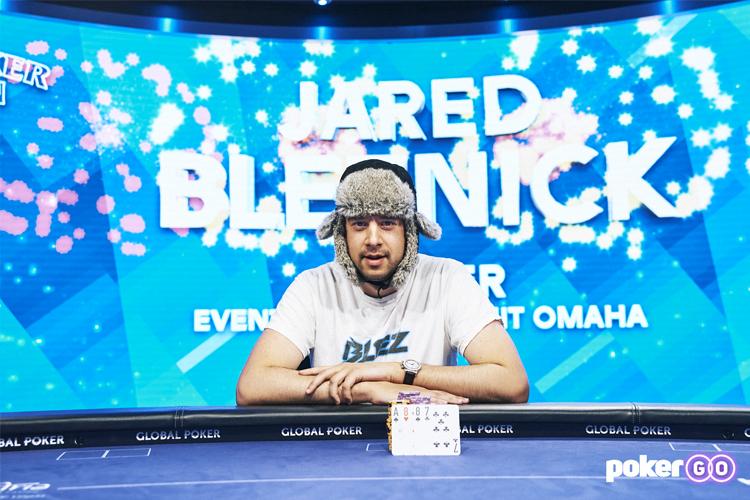 Jared Bleznick Takes Down U.S. Poker Open $10K PLO For $189,000