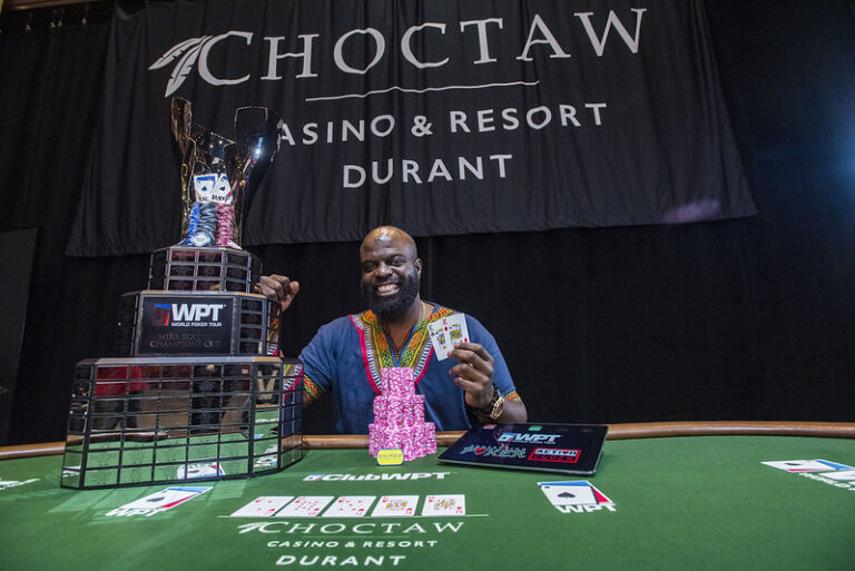 Dapo Ajayi Beats Viet Vo to Win WPT Choctaw for $559K