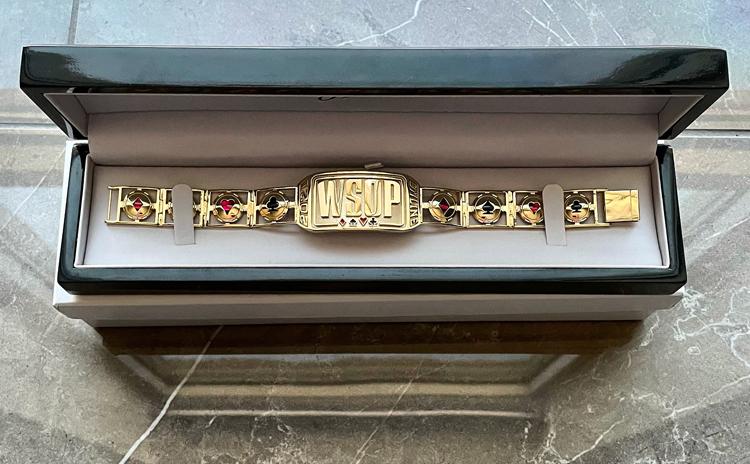 Phil Beck WSOP Bracelet