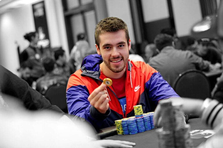 Rising Star Dalton Hobold Almost Had Poker Career Derailed by Scam