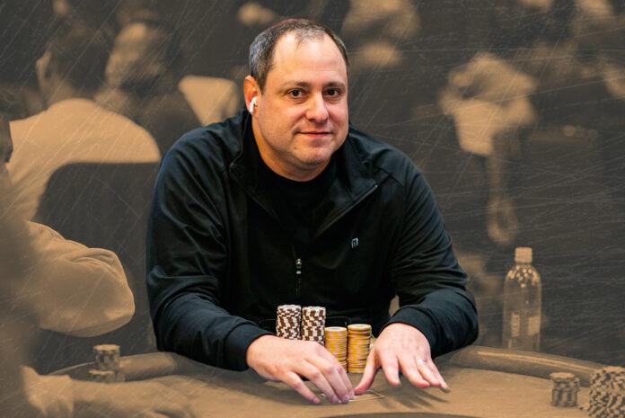 David Baker WSOP