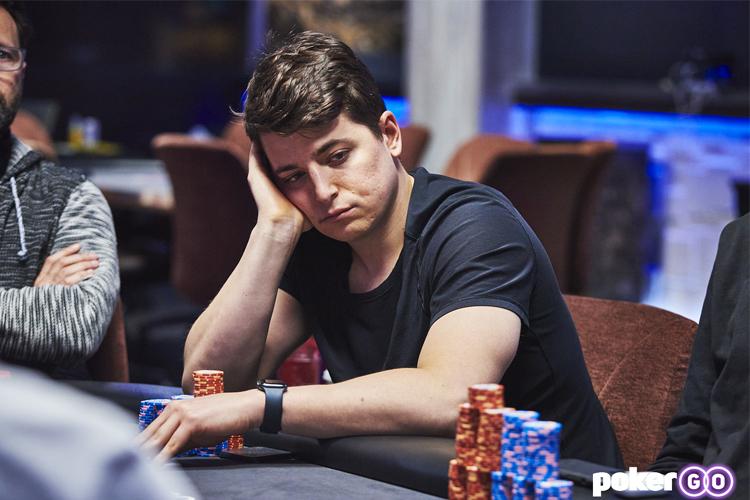 Jake Schindler Round 1