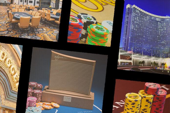 Las Vegas Poker Spots