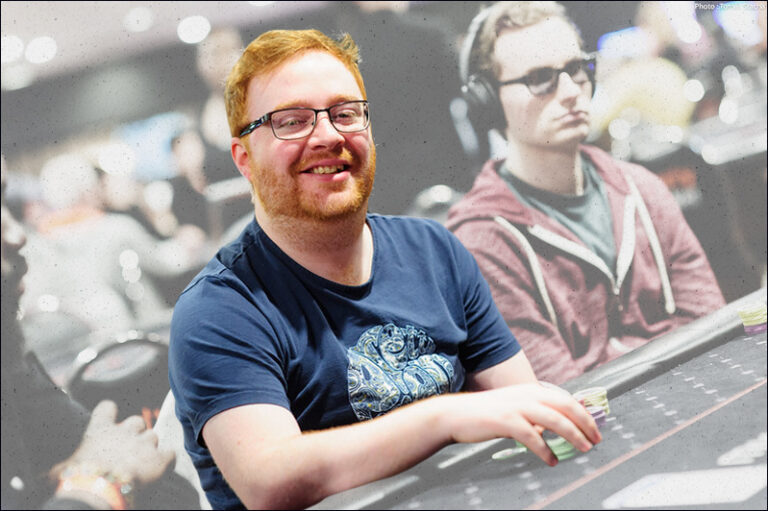 Niall Farrell Is Doing What It Takes To Join The 2021 WSOP Bracelet Chase