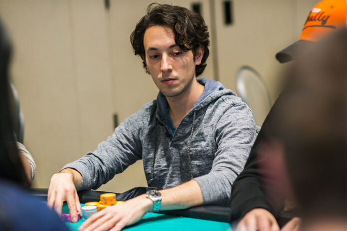 Orson Young WPT
