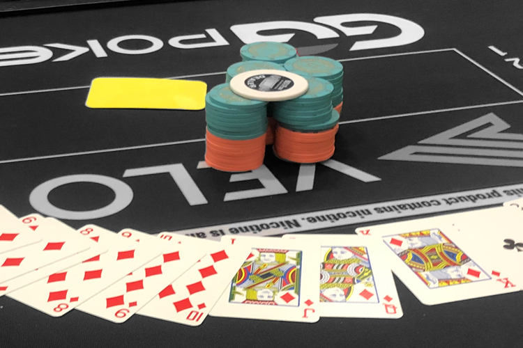 """The True Story Of The Very """"First"""" Table Of The 2021 World Series of Poker"""
